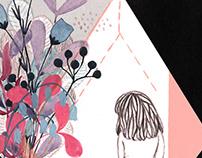 Ilustración de Tapa ● Book's Cover