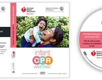AHA CPR DVD's
