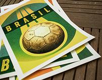 Brasil Poster Series