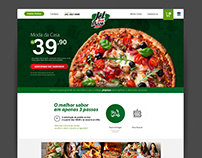 Jet Pizza - Design Inspiration - Ecommerce