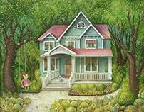 Children's illustrations 2017
