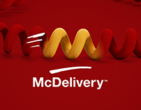 McDonald's McDelivery Service