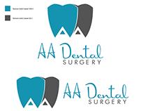 AA Dental Surgery: Logo Design