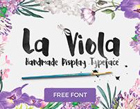 La Viola - Free Font