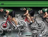 Europcar Ciclists
