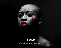 BOLD Photography Agency | Website