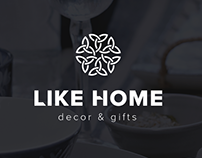 LIKE HOME decor & gifts - online shop