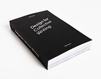 DESIGN FOR COLLECTIVE WRITING