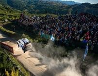 Las habilidades de un piloto de rally están enraizadas