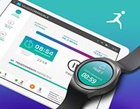 GoldenStar FisioWarm App [2014]