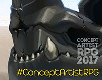 #ConceptArtistRPG Contest 3