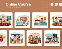 M148_Online Course Illustrations