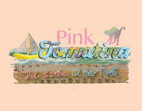 Pink Tomatina/New collection Graphic design
