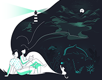 Crafting stories through design | Illustration