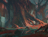 Nessus Well in Swamp