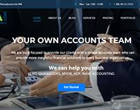 World of Accountancy(Wordpress)