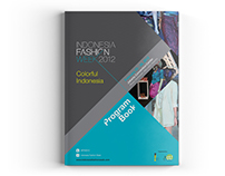 INDONESIA FASHION WEEK 2012   Program Book