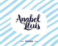 Anabel y Lluis
