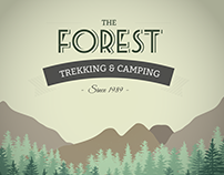 The Forest - Trekking & Camping