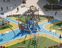 Buglo Active Playground - CGI 3D Animation