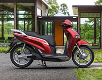 E-Scooter PEGA