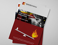 Flame Freeze Portable Foam System - Brochure