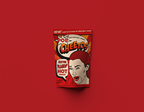 'Pop Cheetos' Concept