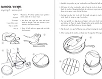 ILLUSTRATION/LAYOUT: Cookbook