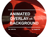 Free 10 Animated Overlay for Background