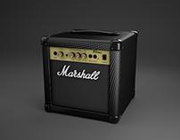 Marshall Amplifier - Mini Jubilee Series