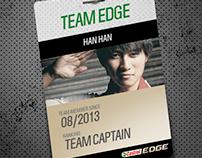 Castrol Edge - Team Edge campaign concept