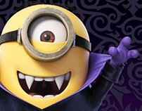 MINIONS MOVIE + Style Guide