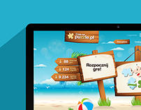 Play Puzzle Game - OnePage