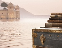 Louis Vuitton Voyage LookBook