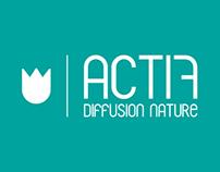 Actif Diffusion Nature