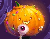 Baby Mister Pumpkin