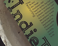 IndieTracks Musicfest Poster