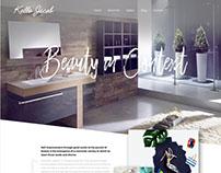 Kelle Jocob: Website Design