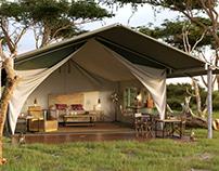 Entim Olerai Conservancy Kenya // CGI
