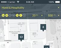 JobSquare Mobile App Design