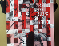Affiche-Against Fast Fashion Poster