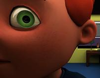 Bear-ly Loved | 3D Animation by Zachary Aydelotte