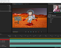 Adobe Tech Wednesday Lecture: Adobe Character Animator