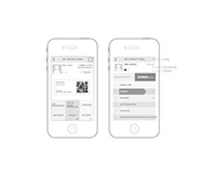 Shell Motorist: Loyalty wireframes