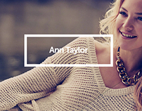 Ann Taylor Blog Experience