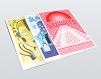 Summits Poster Design