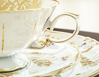 Grandma's Coffee Cup