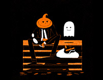 Spooky (Mixed Parts Brief 005) — Animation
