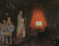 christening of russia / крещение руси