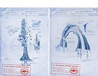 Nation Parks Conservation Association posters.